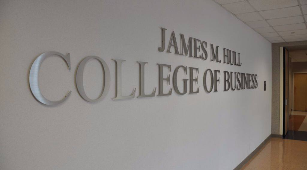 The Hull MBA will provide you with the skills, experience and professional network needed to advance in today's highly competitive, dynamic work environment.